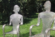 Chaises personnages